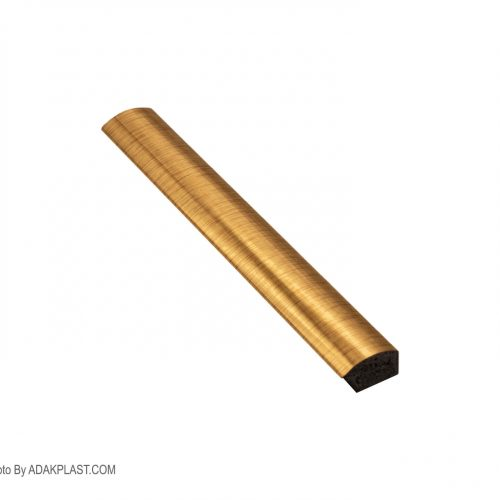 AP215-206 - آداک پلاست - فریم ۲ سانت - قاب عکس ساده - قاب عکس ساده طلایی-